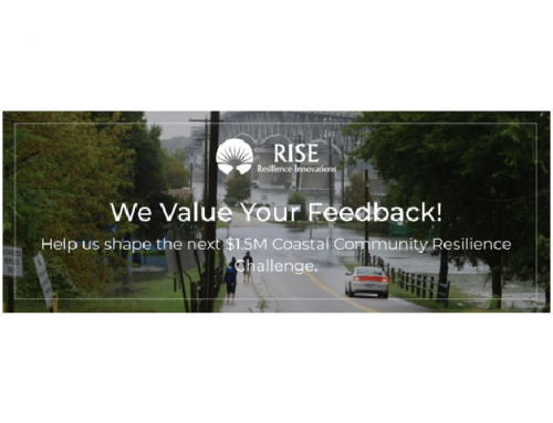 Help shape the next $1.5M RISE Resilience Challenge